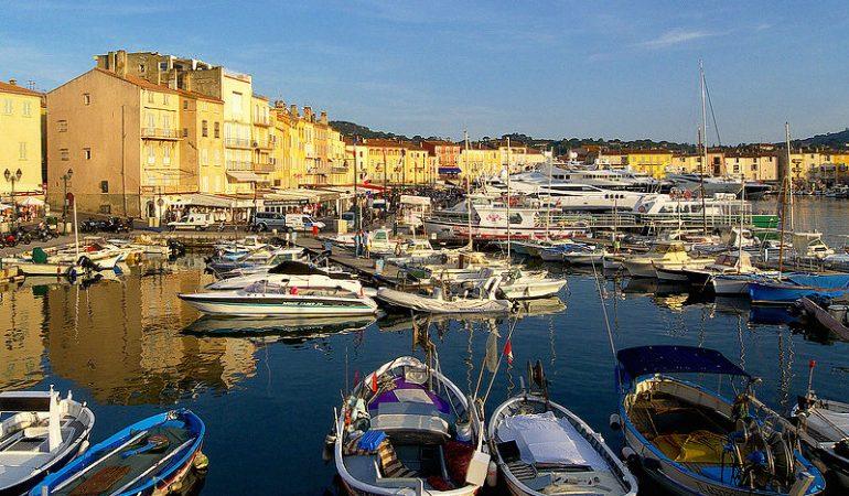 Location Saint Tropez